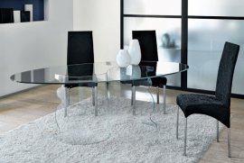 Alfa Dining Table by Unico Italia