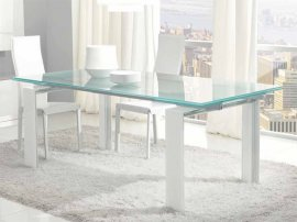 Step Extendable Dining Tables by Unico Italia