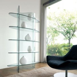 Infinity Bookcase by Unico Italia