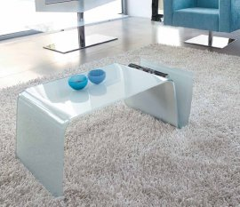 Virgola Coffee Table by Unico Italia