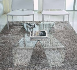 Mister X Coffee Table by Unico Italia