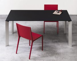 Nori Alucompact Dining Tables by Kristalia