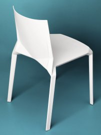 Plana Chairs by Kristalia