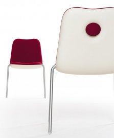 Boum Chairs by Kristalia