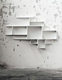 SheLLf Bookcases by Kristalia