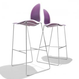3X2/Bar Stool by Parri