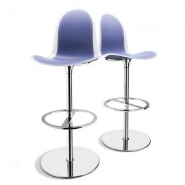 3X2/B Bar Stools by Parri