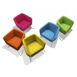Mamy Lounge Chair by Parri