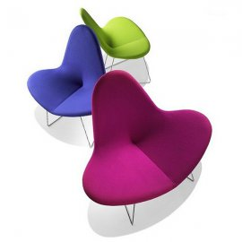 My Flower Lounge Chairs by Parri
