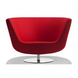Joe 1P Lounge Chair by Parri