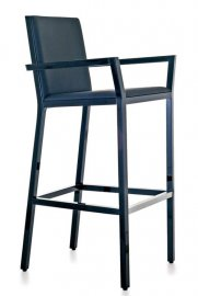 Basicwood Bar Stool BWS301-A Stool by Fornasarig