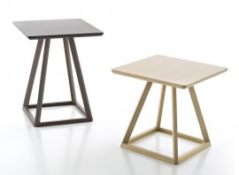 Kite Side Table KIW-SS End Table by Fornasarig