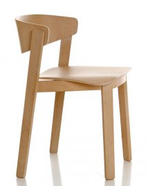 Wolfgang WOR135 Chair by Fornasarig