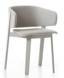 Wolfgang Armchair WOR202 Chairs by Fornasarig