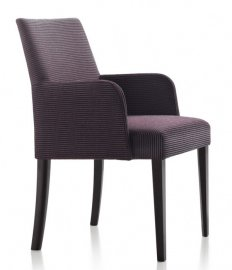 Amati AMS2A1 AMS201 Lounge Chair by Fornasarig