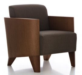 Gio GOL401 Lounge Chairs by Fornasarig