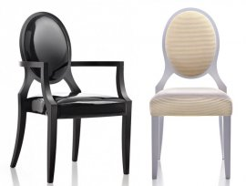 Giubileo GII102 Chairs by Fornasarig
