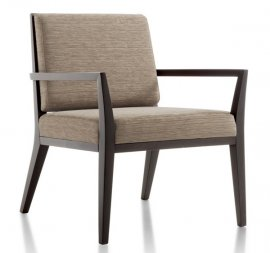 Line LNE202 Lounge Chairs by Fornasarig