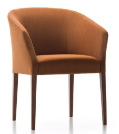 Tulip TUS201 Lounge Chair by Fornasarig
