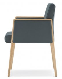 Jil 525 Chair by Pedrali