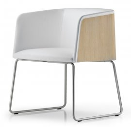 Allure 737 Chair by Pedrali