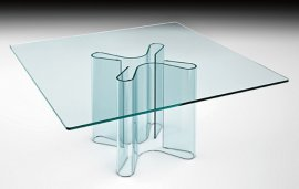 Sahara Dining Tables by Fiam