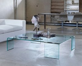Neutra Coffee Table by Fiam