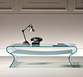 Charlotte Coffee Table by Fiam