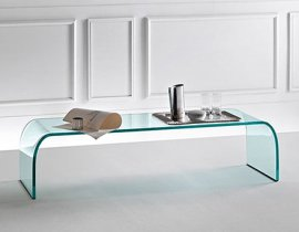 Ponte Coffee Table by Fiam