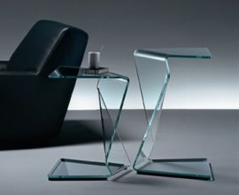 Sigmy End Tables by Fiam