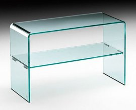 Rialto Side End Table by Fiam