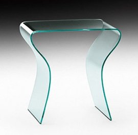 Charlotte de Nuit End Table by Fiam