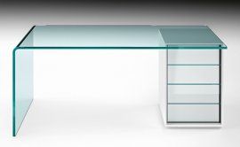 Rialto L Desks by Fiam