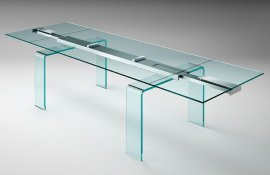 Gauss Dining Tables by Fiam