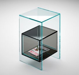 Magique End Table by Fiam