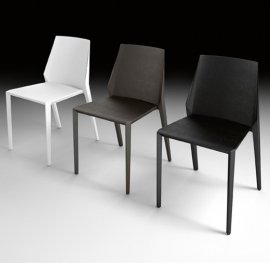 Kamy Chair by Fiam