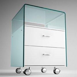 Rialto Cassettiera Cabinets by Fiam