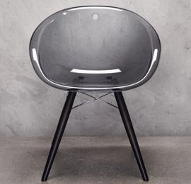 Gliss Wood Chair by Pedrali