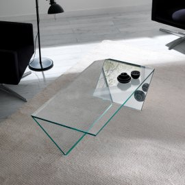 Ti Coffee Table by Tonelli