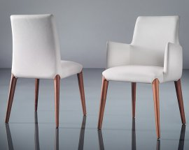 Ines Armchair Chairs by Trabaldo