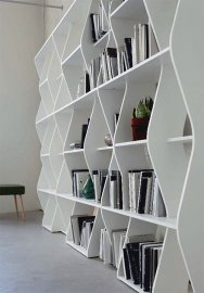 Swing Bookcase by Doimo