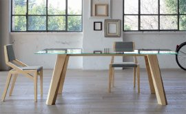 Trick Dining Table by Doimo
