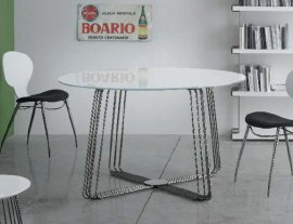 Octupus Round Dining Table by Doimo