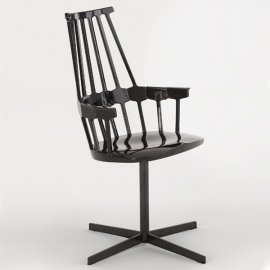 Comback Swivel Chair by Kartell