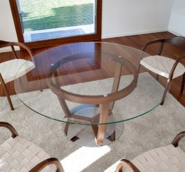 Time Dining Table by Tonon