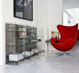 Delphi H96 Bookcase by Sovet