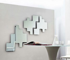 Lego Mirrors by Sovet
