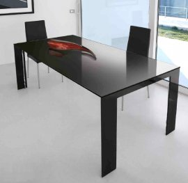Fines Dining Table by Steelline