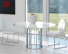 Asolo Dining Table by Steelline