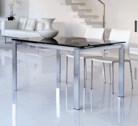 Bristol Dining Table by Steelline